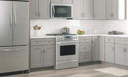 10x10 KITCHEN CABINETS, FULLY BUILT, CHOICE OF 17 COLORS!