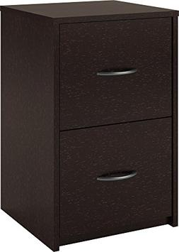 Ameriwood 2-Drawer File Cabinet, Multiple Finishes