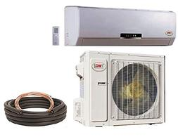 YMGI 24000 BTU 18 SEER Ductless Mini Split DC Inverter Air C