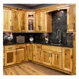 "96"" Solid Wood Kitchen Cabinets Full Overlay Group Sale Mode"