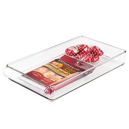 InterDesign Refrigerator and Freezer Storage Organizer Tray