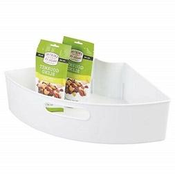 InterDesign Wedge Lazy Susan Cabinet Binz
