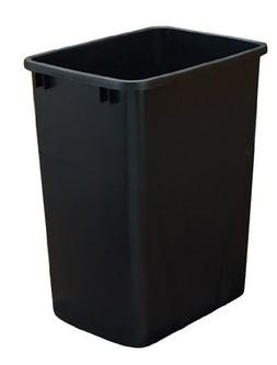 Rev-A-Shelf RSRV.35.18.8 35qt Replacement Bins-Black