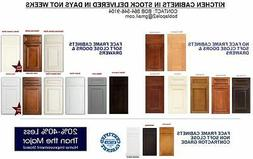 ALL WOOD KITCHEN CABINETS1/2  PLY WOOD BOX SOFT CLOSING FREE