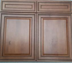 Base Cabinet Fronts! Reface Replace Maple Solid Wood Kitchen