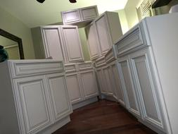 Beige Kitchen Cabinets