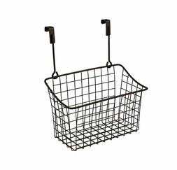 Cabinet Hanging Basket Medium Holder Storage Bath Kitchen Cl