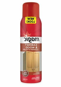 Magic Cabinet & Wood Cleaner with Stay Clean Technology, 17