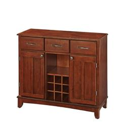 Cherry Wine Buffet with Cherry wood Top