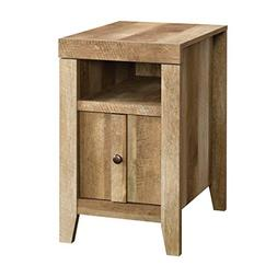 "Sauder 420139 Dakota Pass Side Table L: 16.54"" x W: 21.46"" x"