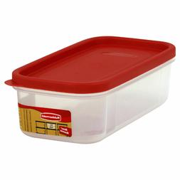 Rubbermaid FG7M7200CHILI 10-Cup Dry Food Container