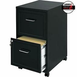 File Cabinet Black Material Steel Product Drawer Roll Suspen