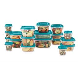 Rubbermaid Food Storage 38 Piece Set with Easy Find Lids, Te