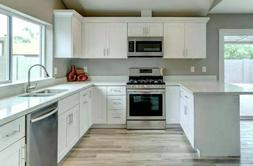 Free estimate 10x10 kitchen cabinets design for $1