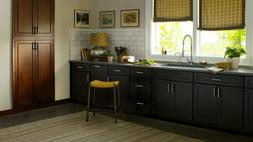 Fully Assembled All-Wood 10X10 Shaker Kitchen Cabinets In Ol