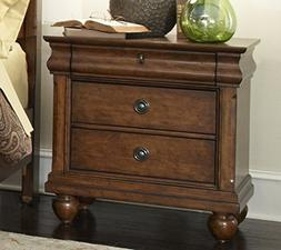Liberty Furniture Industries 589-BR61 Traditions Night Stand
