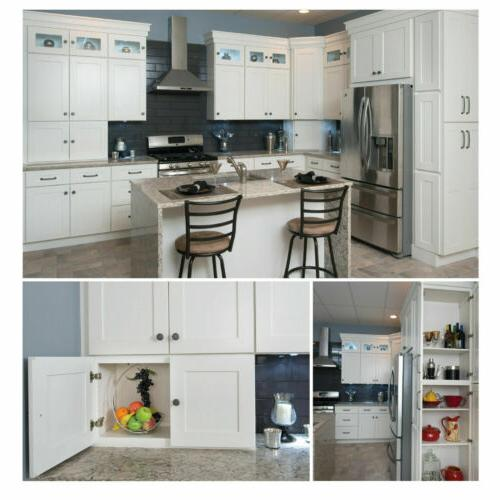 10x10 all solid wood modern kitchen cabinets