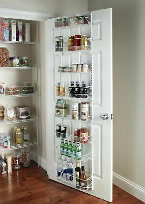 ClosetMaid Adjustable 8-Tier Wall and Rack, Height Wide