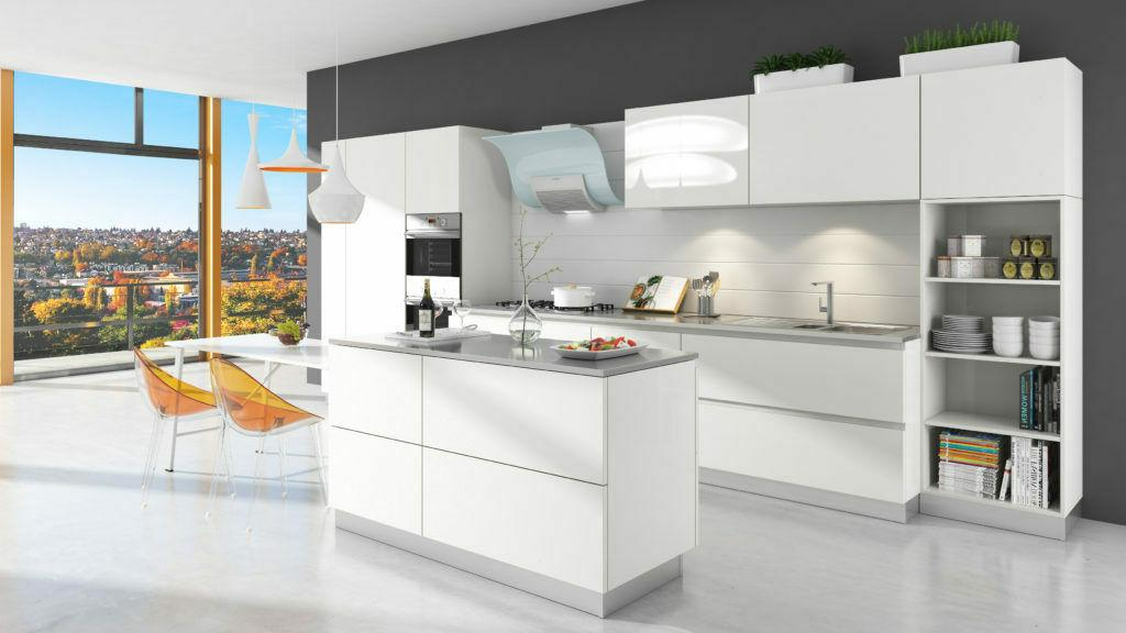 Alusso cucina kitchen cabinets,