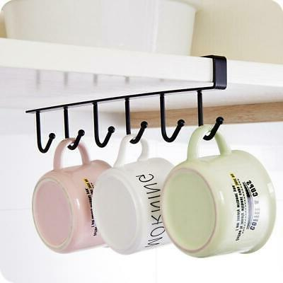 cabinets ceiling storage hook with 6 hooks