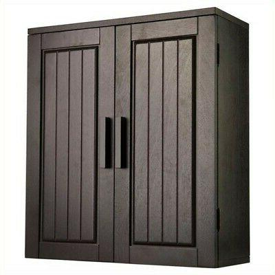 catalina wall cabinet dark espresso
