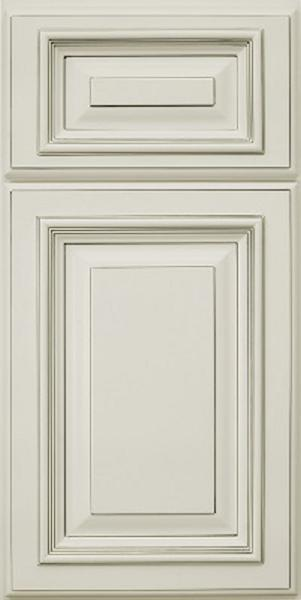 Cream Colored Kitchen 10x10 Painted Glaze Free DISCOUNTED