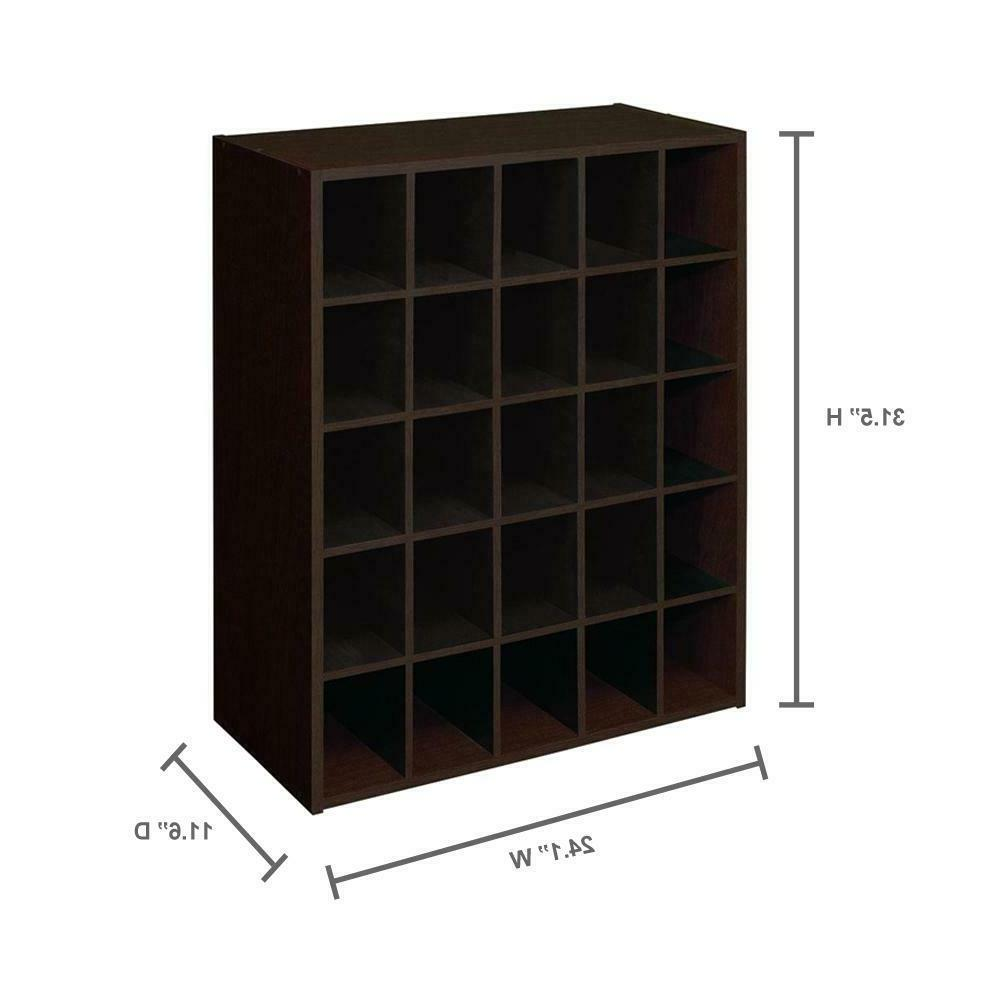 Display Shoes Storage Unit Bookcase