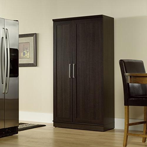 Sauder Double Cabinet, Large, Dakota
