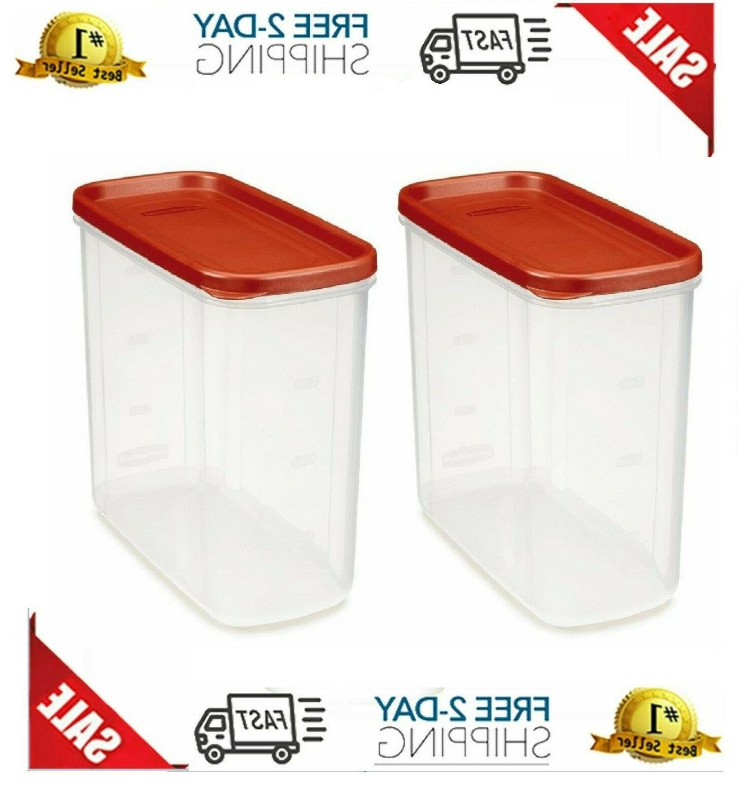 dry food container