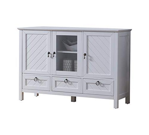 Kings Evans Console Table Storage