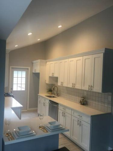 ForeverMark Cabinets Shaker New Jersey Installation Wholesale