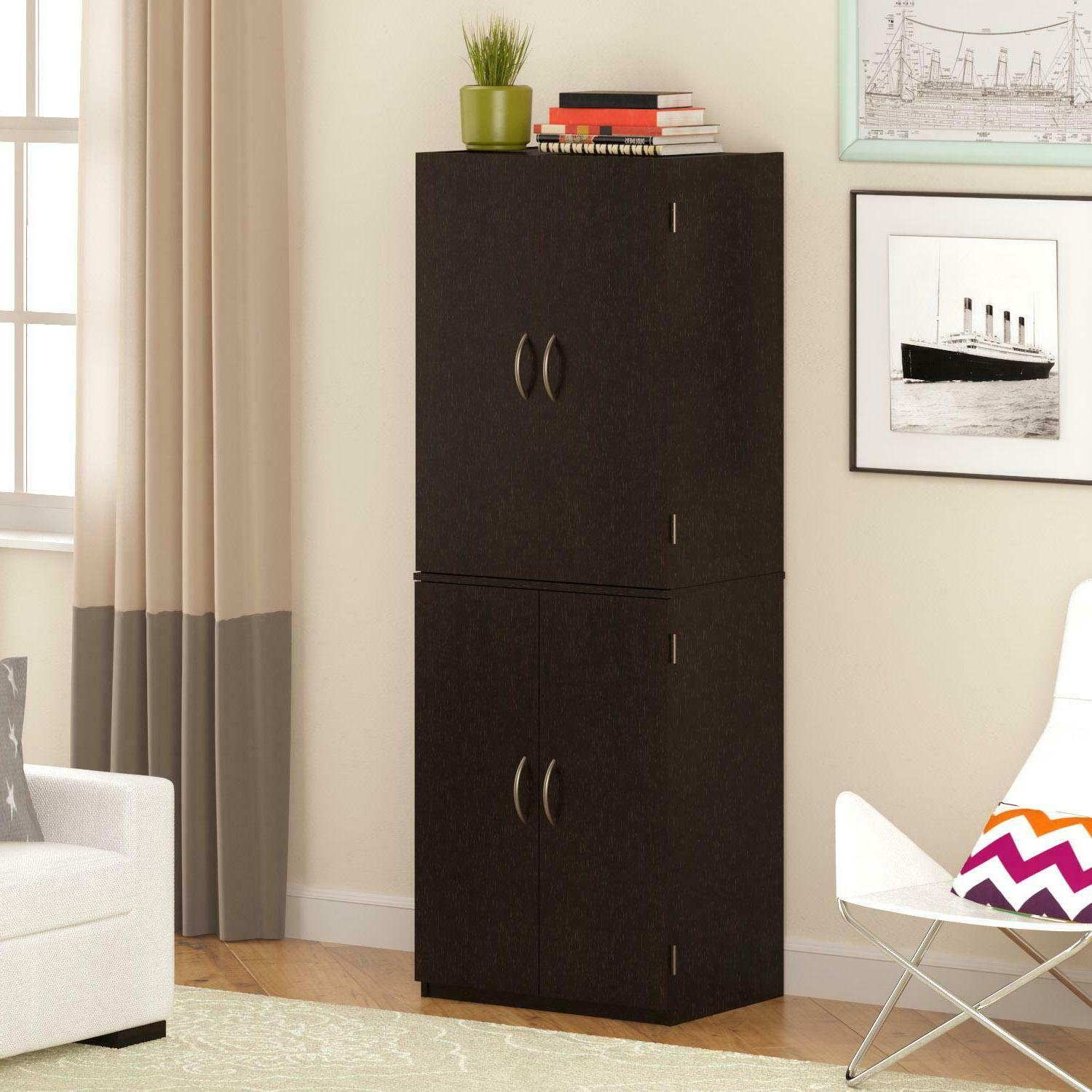 Mainstays Storage Cabinet, Finishes 4 or