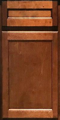 Legacy Cabinets-Sample wood, stock
