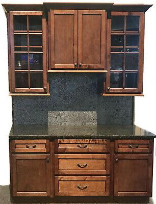 legacy rustic shaker kitchen cabinets sample door