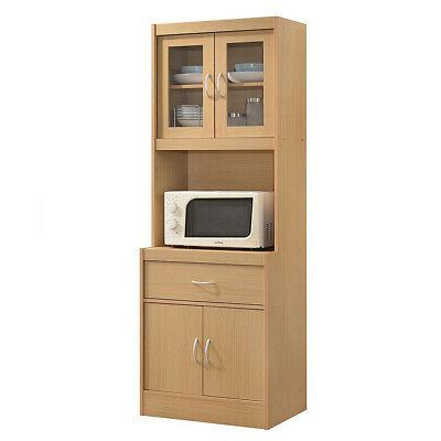 long standing kitchen cabinet
