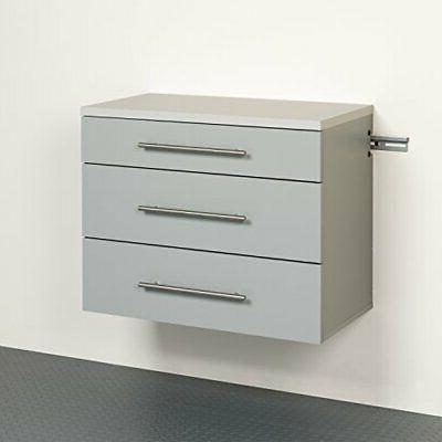 Prepac GSCW-0730-1 Hang-Ups Base Gray