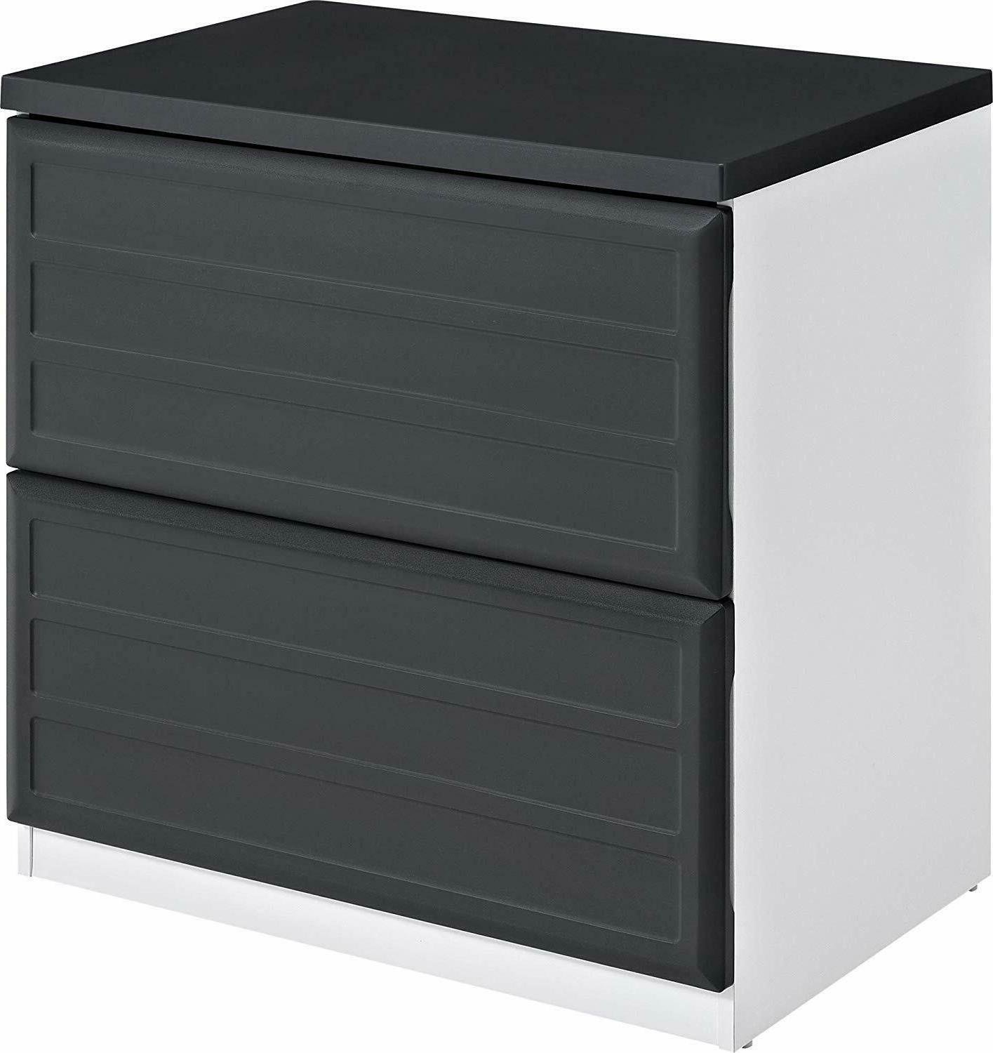 pursuit lateral cabinet gray