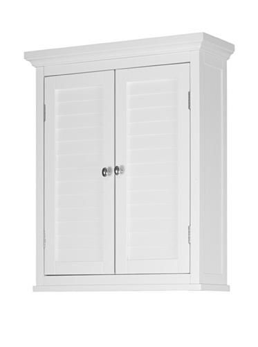 Elegant Home Fashions® Slone Wall Two-Shutter Door Cabin