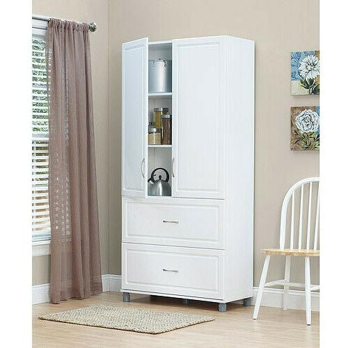 System Build Armoire