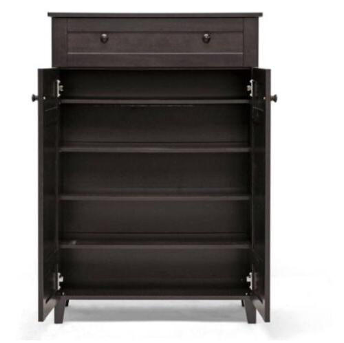 Tall Storage Cabinet With 5