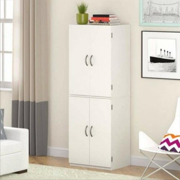 Tall Pantry Cupboard Multiple Colors