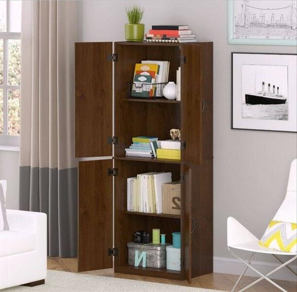 Tall Cabinet Pantry Multiple Colors