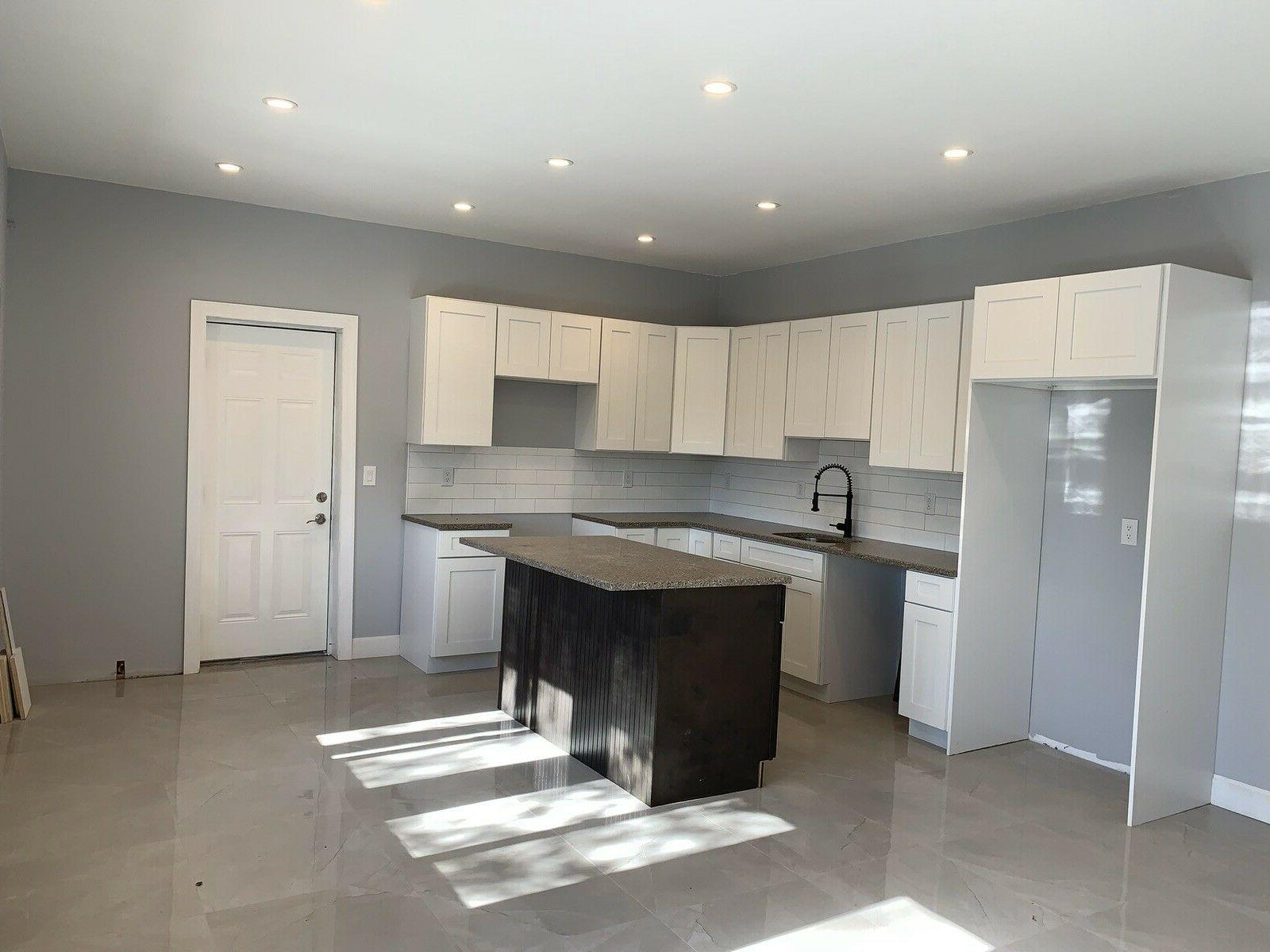 Wholesale Kitchen Cabinets Delivered real Dovetail soft close Grey