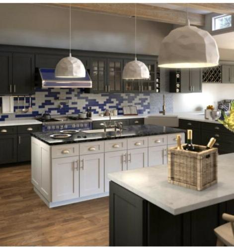 Wholesale Kitchen Cabinets real close