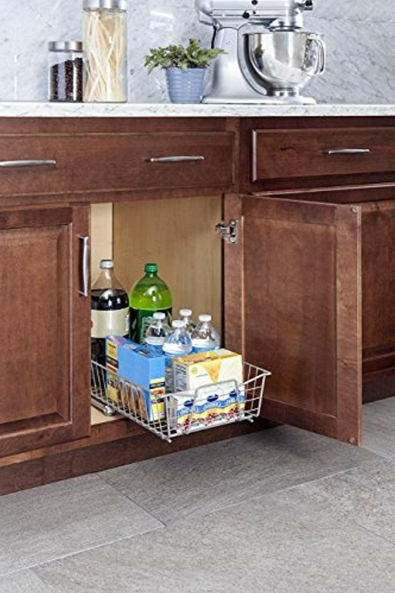 Wide Cabinet Organizer for NEW