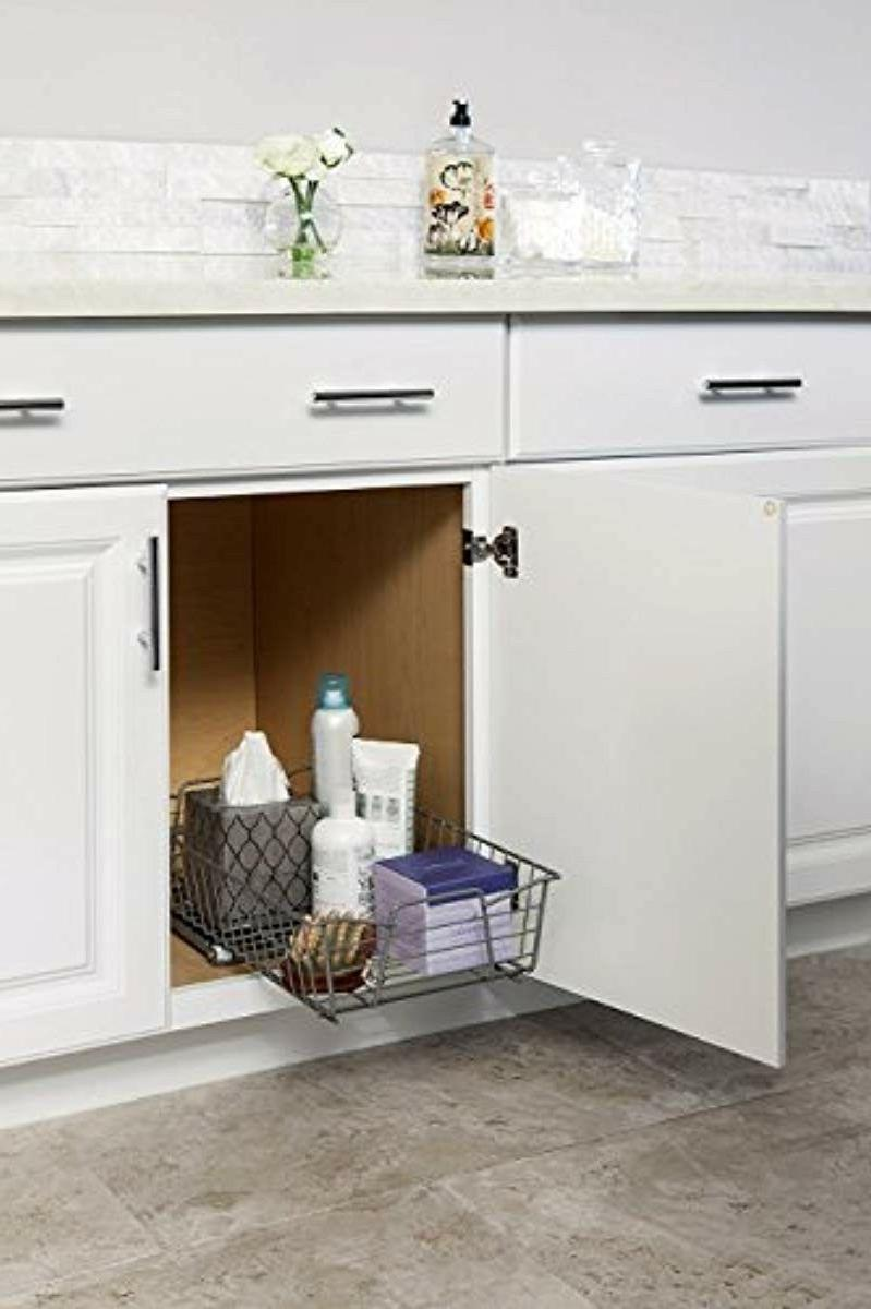 Wide Cabinet Organizer 11 for