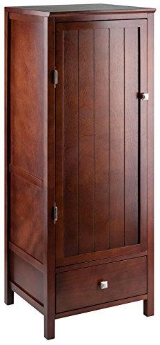 Winsome Wood Brooke Jelly Cupboard with Door and Drawer