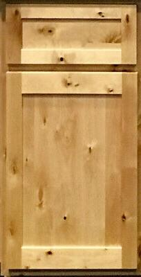 Rustic Woodland Shaker Kitchen Cabinets-Sample-RTA-All wood,