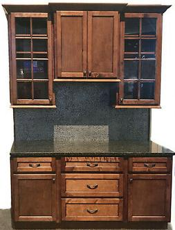 Legacy Rustic Shaker Kitchen Cabinets-Sample door-RTA-All wo