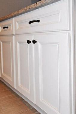 Linen White Shaker RTA Kitchen Cabinets-SAMPLE All wood, IN